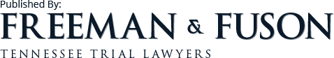 Tennessee Trial Lawyers Blog